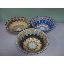 Deep pot ceramic 17 cm