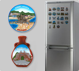 Magnets refrigerator